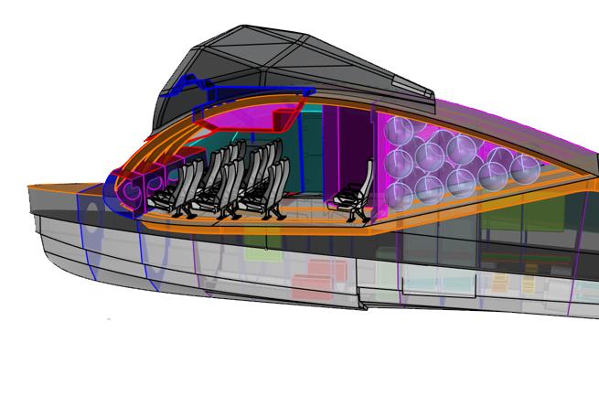 2025 - Hydrogen passenger vessels